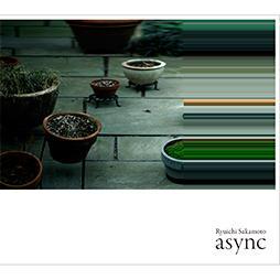 坂本龍一、8年ぶりのオリジナルアルバム「async」大好評発売中!